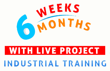 Six month Six Week Industrial Training in Pathankot