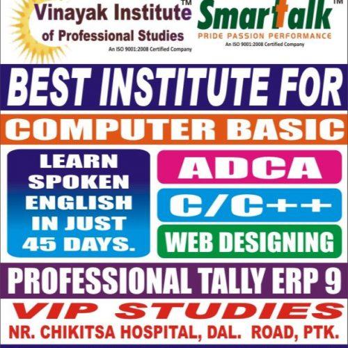 Vinayak Institute of Professional Studies (VIP Studies )